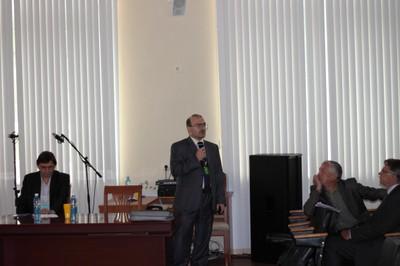 Второе заседание семинара