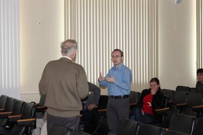 Лекция для аспирантов и молодых ученых