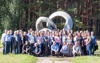 Общее фото участников 6 Сибирского семинара