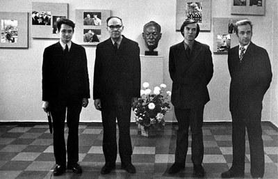 В.Ф. Шабанов, А.В. Коршунов, А.К. Попов, В.П. Спиридонов