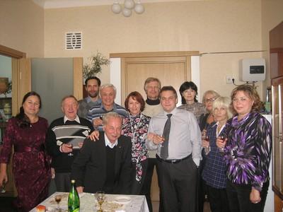 50 лет Н. В. Волкову