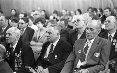 9 мая 1985 г.  День Победы