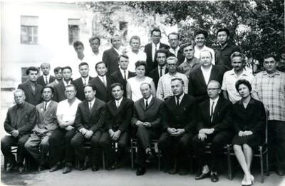 Ученики Л.В. Киренского - магнитологи Красноярска