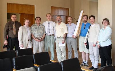 После защиты диссертации И.В. Тимофеева