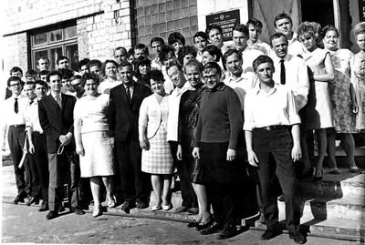 Студенты и преподаватели Красноярского университета