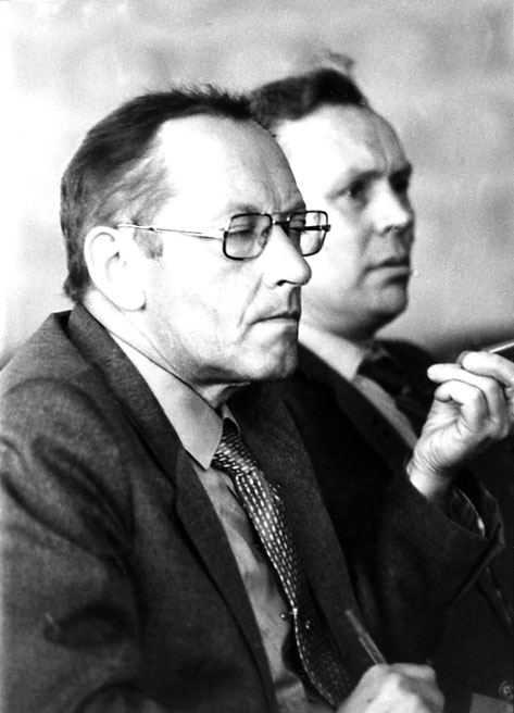 Александров К.С., Хрусталёв Б.П.