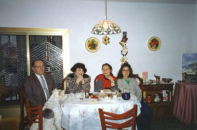 Александров К.С. с супругой .