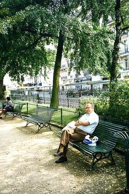 Париж. Цветной бульвар