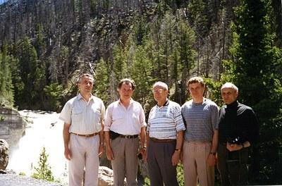 Советско-американский семинар по сегнетоэлектричеству