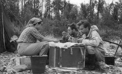 Экспедиция сотрудников института