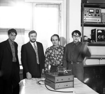 Группа В. М. Владимирова