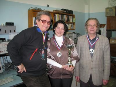 Команда института по шахматам