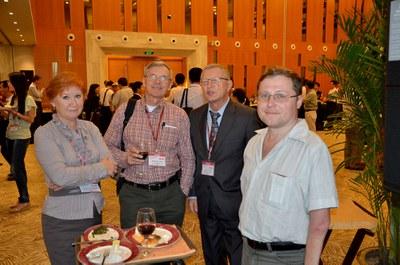 На международной конференции PIERS
