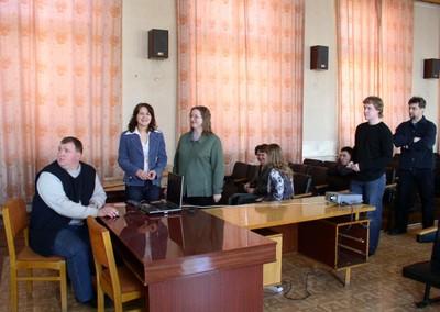 Семинар Совета молодых ученых института