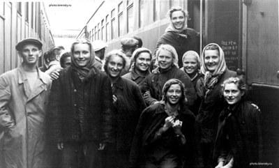 Студенты Томского государственного университета