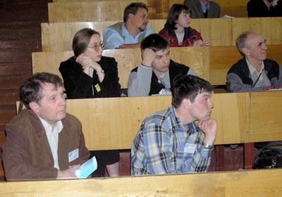 Участники EASTMAG-2004