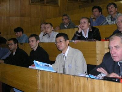 Участники Евро- Азиатского симпозиума