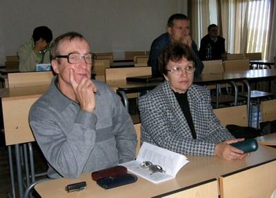 Участники Евро-Азиатского симпозиума