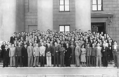 Участники международного симпозиума