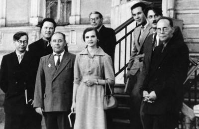 Участники Томского совещания