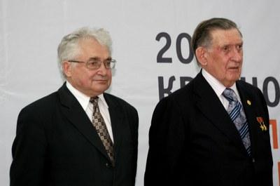 В.Ф. Шабанов, В.И. Долгих