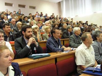 В зале заседания на EASTMAG-2004
