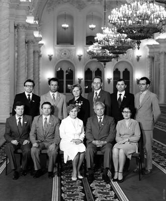VIII съезде общества «Знание»  СССР
