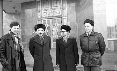 Визит Коптюга В.А. в Томск.
