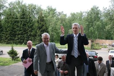 Визит министра образования и науки  РФ