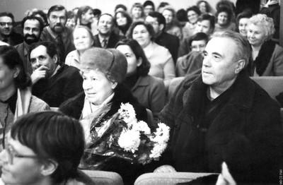Встреча с В.П. Астафьевым