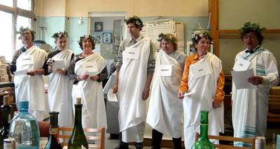 Юбилей в лаборатории кристаллофизики