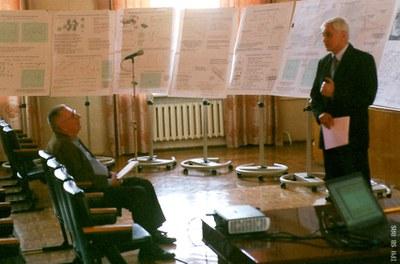 Заседание диссертационного совета