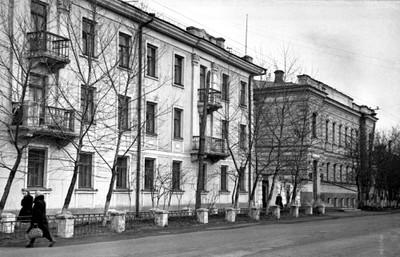 ИФ на ул. Маркса