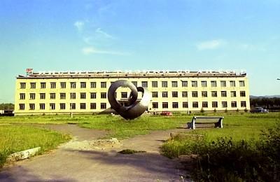 Главный корпус Института физики