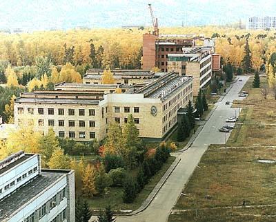 Институт физики им. Л.В. Киренского СО РАН