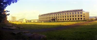 Продолжение строительства Академгородка