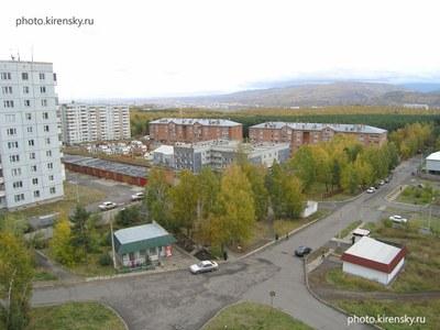 Верхняя площадка Академгородка