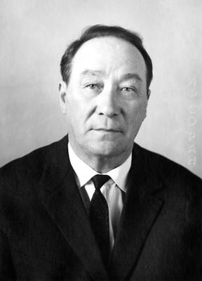 Л.В. Киренский, 1966 год