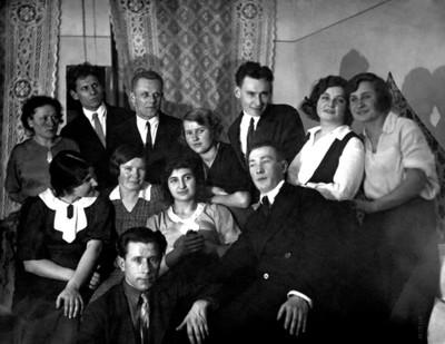 МГУ на Стромынке, 1937 год