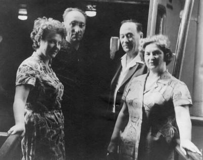 Международный симпозиум, 1962 г.