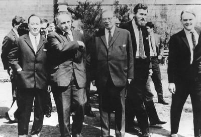На втором Международном симпозиуме, 1966 г.