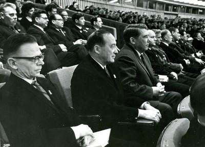 На Сессии Верховного Совета СССР