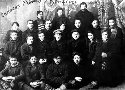 В Олёкминске