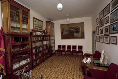 Общий вид мемориальной комнаты