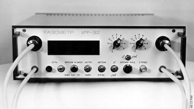 Цифровой фазометр ИФ-32