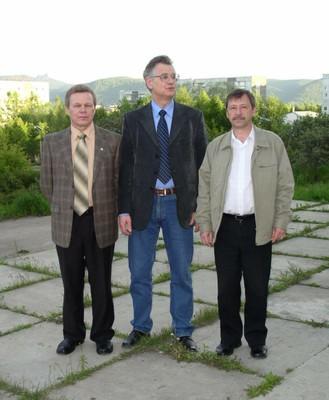 Зырянов В.Я.,  Аверьянов Е.М., Гуняков В.А.