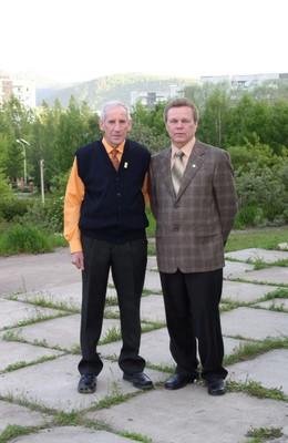 Сизых А.Г. и  Зырянов В.Я.