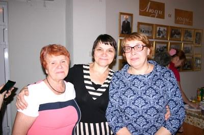 Кармацкая Е.Д.,  Давыдова Н.И.,  Клокова Т.В.