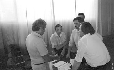 На конференции в Дивногорске