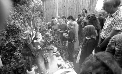 Праздник урожая в Академгородке